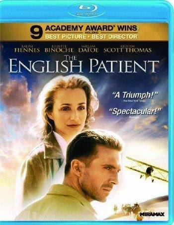 ���������� ������� / The English Patient (1996/HDRip/BDRip/HDTVRip-AVC/BDRip-AVC/BDRip 720p)