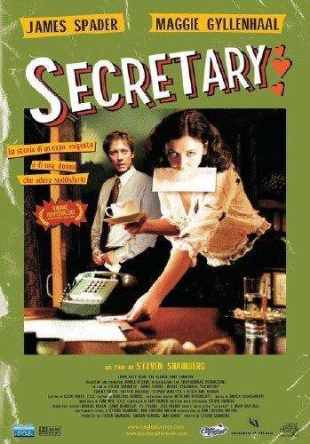 Секретарша / Secretary (2002/HDRip/BDRip-AVC/BDRip 720p)