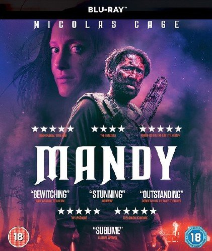 Мэнди / Mandy (2018) HDRip/BDRip 720p/BDRip 1080p