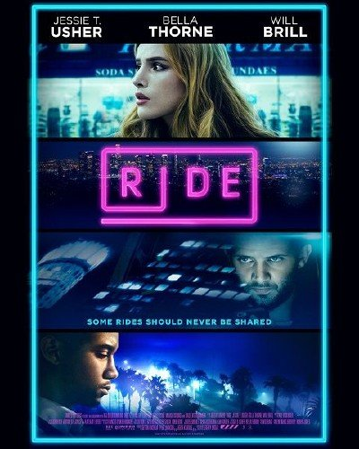 Поездка / Ride (2018) WEB-DLRip/WEB-DL 720p