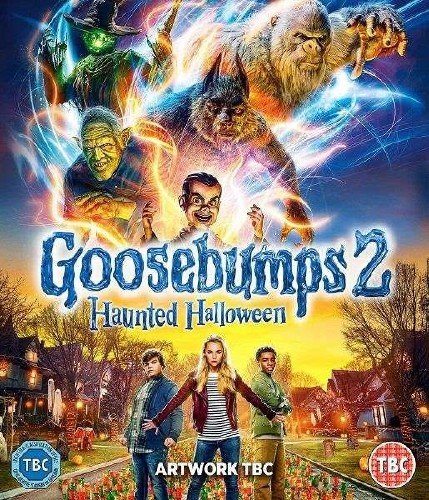 Ужастики 2: Беспокойный Хэллоуин / Goosebumps 2: Haunted Halloween (2018) WEB-DLRip/WEB-DL 720p/WEB-DL 1080p