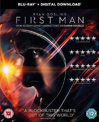 Человек на Луне / First Man (2018) HDRip/BDRip 720p/BDRip 1080p