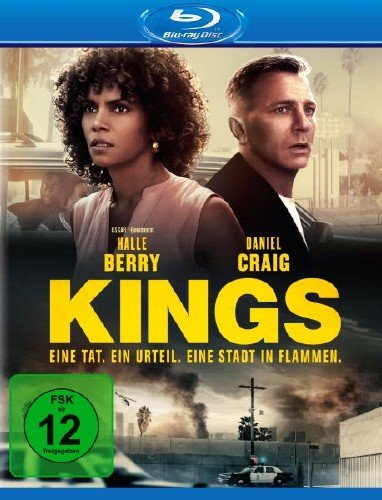 Лос-Анджелес в огне / Kings (2017) HDRip / BDRip 1080p