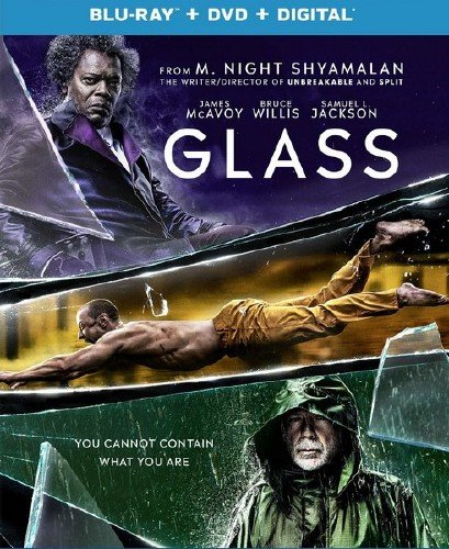 Стекло / Glass (2019) HDRip/BDRip 720p/BDRip 1080p
