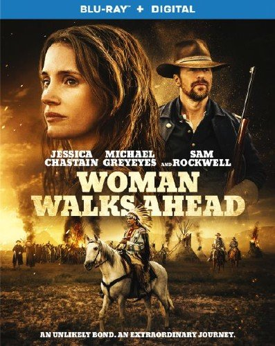 Женщина идет впереди / Woman Walks Ahead (2017) HDRip/BDRip 720p/BDRip 1080p