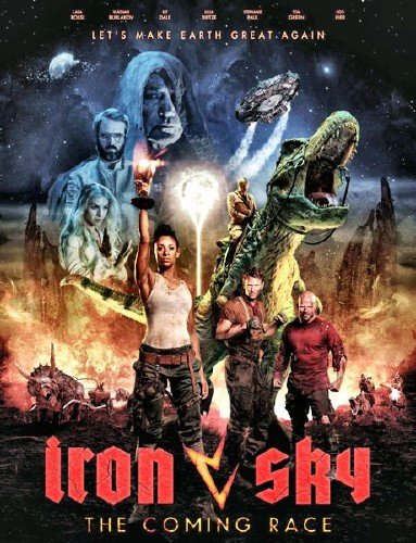 Железное небо 2 / Iron Sky: The Coming Race (2019) WEB-DLRip/WEB-DL 720p/WEB-DL 1080p