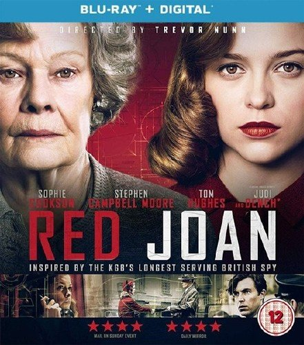 Код Красный / Red Joan (2018) HDRip/BDRip 720p/BDRip 1080p