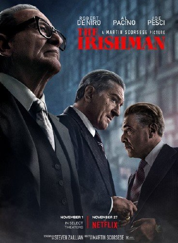 Ирландец / The Irishman (2019) WEB-DLRip/WEB-DL 720p/WEB-DL 1080p