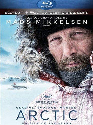 Затерянные во льдах / Arctic (2018) HDRip/BDRip 720p/BDRip 1080p