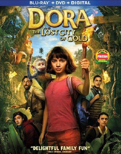 Дора и Затерянный город / Dora and the Lost City of Gold (2019) HDRip / BDRip 720p / BDRip 1080p