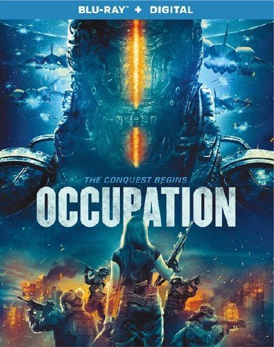 Оккупация / Occupation (2018) HDRip / BDRip 720p / BDRip 1080p