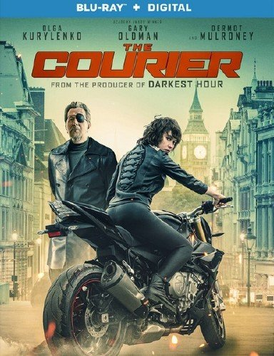 Курьер / The Courier (2019) HDRip/BDRip 720p/BDRip 1080p