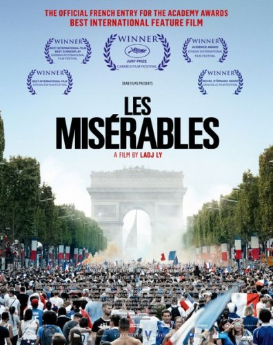 Отверженные / Les miserables (2019) WEB-DLRip/WEB-DL 720p/WEB-DL 1080p