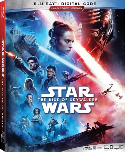 Звёздные войны: Скайуокер. Восход / Star Wars: Episode IX - The Rise of Skywalker (2019) HDRip / BDRip 720p / BDRip 1080p