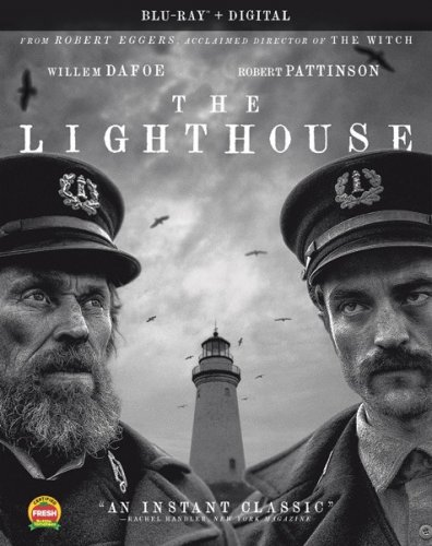 Маяк / The Lighthouse (2019) HDRip/BDRip 720p/BDRip 1080p
